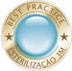 Selo de qualidade 'Best Practice Esterelização 3M'