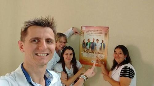 Estratégia Saúde Da Familia Do Bairro Costa Rica Realizaram Orientações Sobre Tuberculose