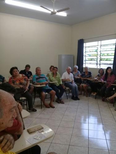 Hanseníase: Palestra De Orientação Foram Desenvolvidas No Bairro Santo Antônio
